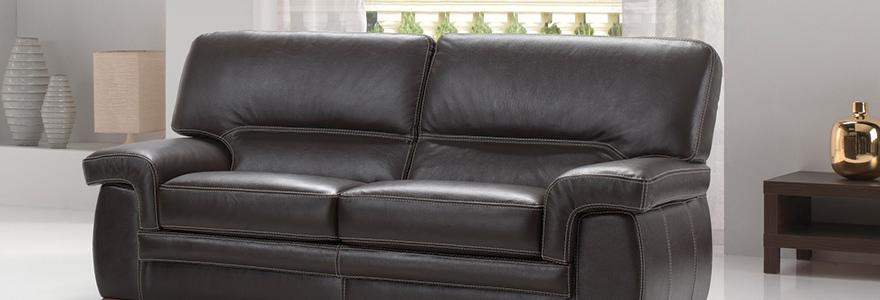 pourquoi faire le choix d un canap en cuir. Black Bedroom Furniture Sets. Home Design Ideas