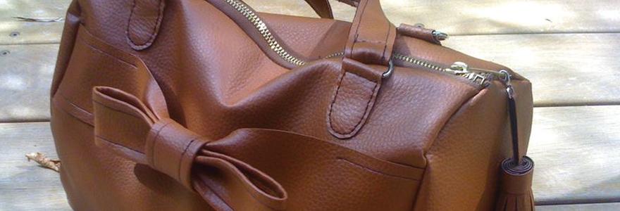 Un sac en simili cuir qu'est-ce que c'est ?