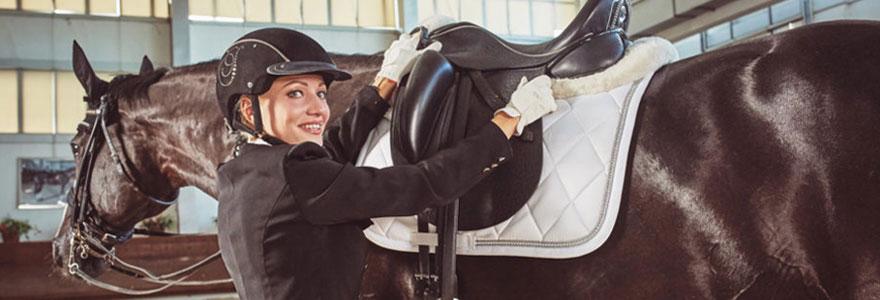 Vente en ligne d'équipement du cheval et du cavalier