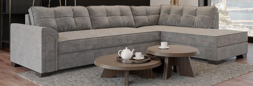 Conseils pour choisir un canapé d'angle design