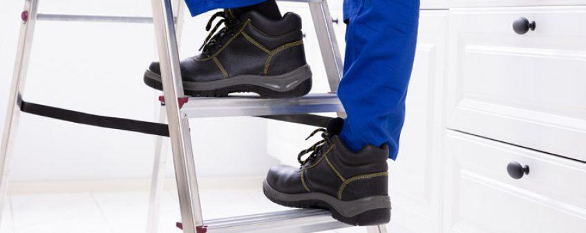 Trouver des chaussures de sécurité en cuir
